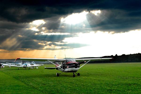 Lietadlo na vyhliadkové lety