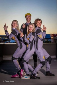 Team Hurricane factory Rookie