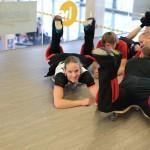 voziky trening
