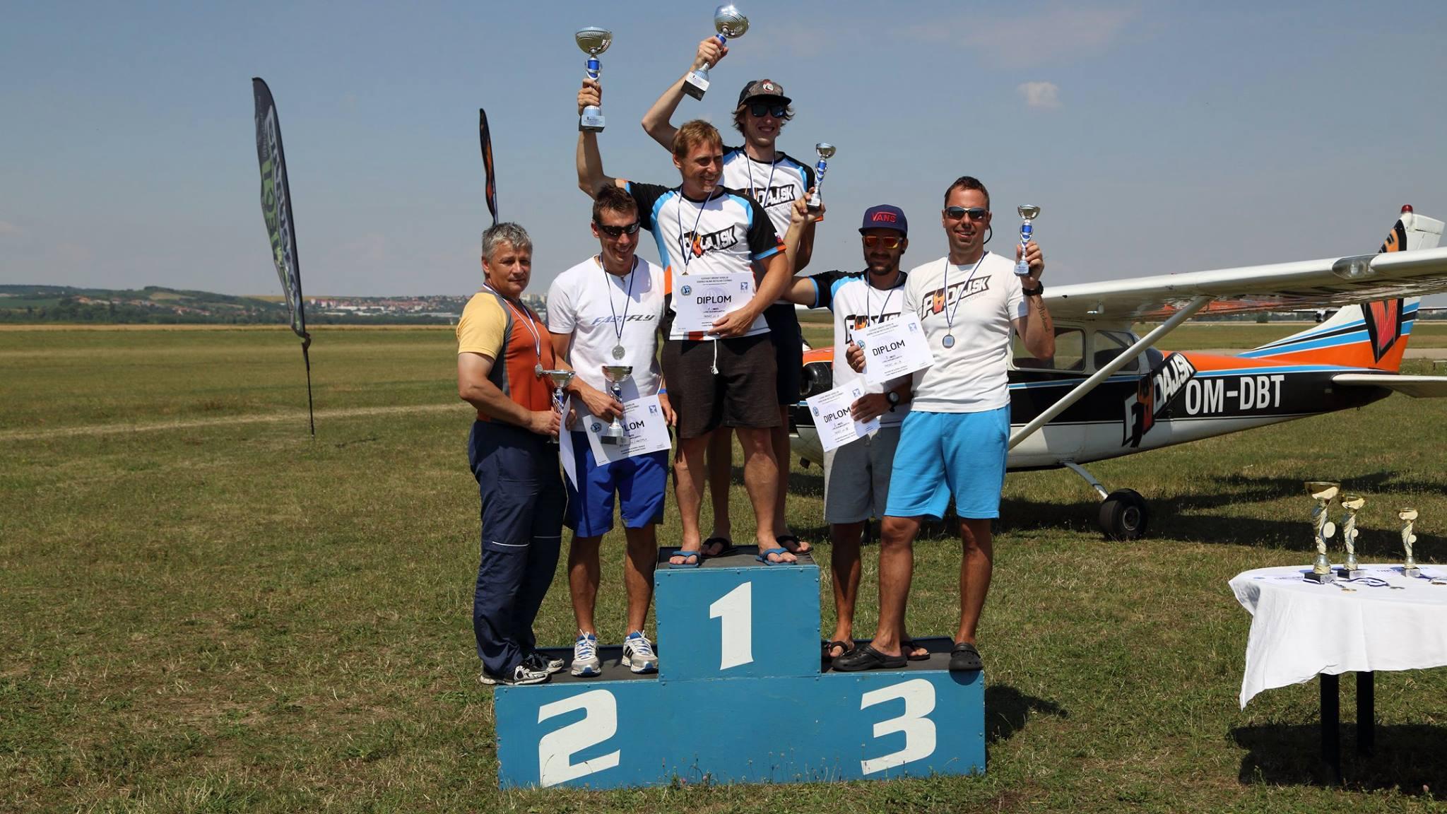 Majstrovstvá Slovenska v presnosti pristátia – Nitra