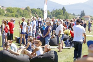 Majstrovstvá Slovenska v pilotovaní padákov - Letisko Očová